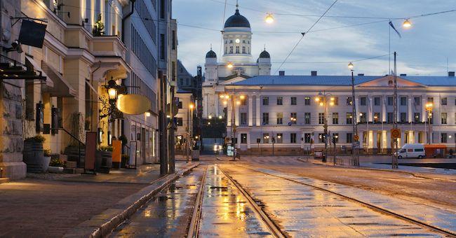 Helsinki città senz'auto entro 10 anni