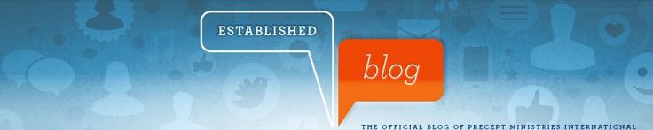 Precept Ministry Blog (Kay Arthur)