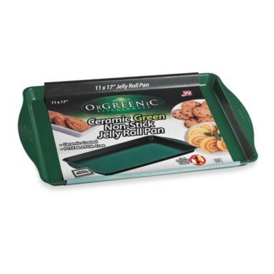 Orgreenic™ Jelly Roll Pan - BedBathandBeyond.com