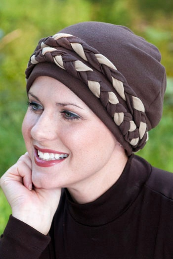 turbans and headcoverings for cancer chemo patients