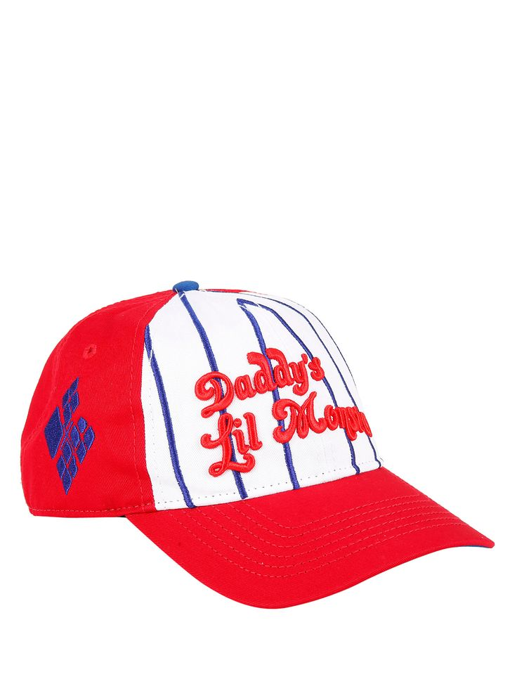 Suicide Squad Daddy's Lil Monster Baseball Hat