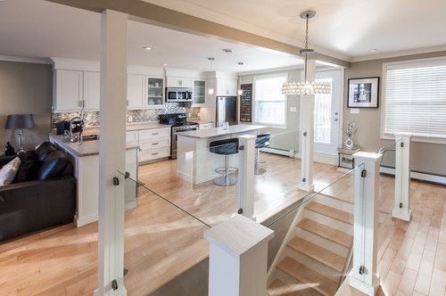 Best My Houzz Open Concept Apartment Above Retail In Downtown 640 x 480