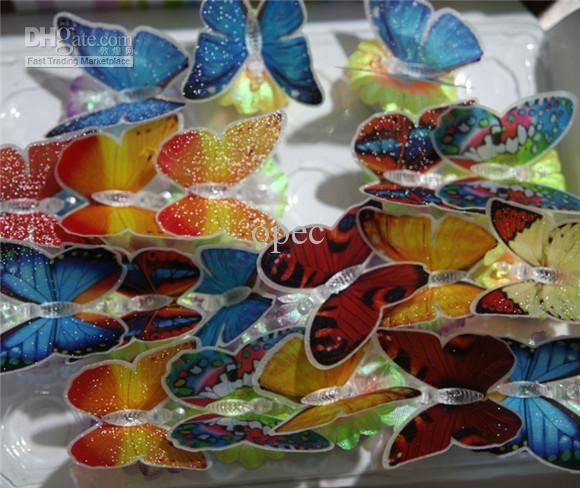 Wholesale cheap christmas light online, multicoloured  butterfly - Find best wholesale - christmas multicoloured butterfly lED night lights wedding room decoration baby night light lED christmas gifts opec at discount prices from Chinese lED effects supplier on DHgate.com.