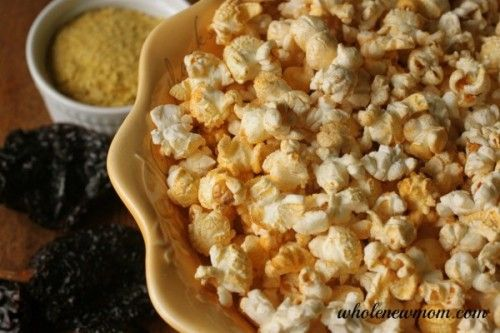 This Dorito Popcorn Seasoning tastes just like the chips but has none of the icky ingredients. Its our latest favorite popcorn topping!