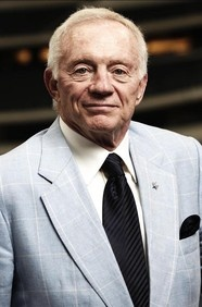 Jerry Jones- Owner, President, And General Manager Of The Dallas Cowboys