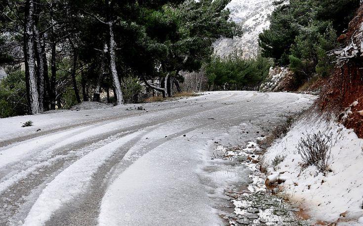 Νέο κύμα κακοκαιρίας και χιονιά αναμένεται να σαρώσει την Ελλάδα - Όμορφα Ταξιδια