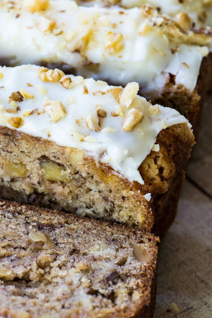 Best 25 banana walnut bread ideas on pinterest banana bread better than starbucks banana walnut loaf is so much better theviewfromgreatisland forumfinder Images