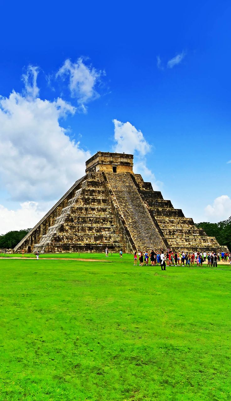 I was just there. Absolutely Amazing! Chichén Itzá, Mexico | Complete List of the New 7 Wonders.