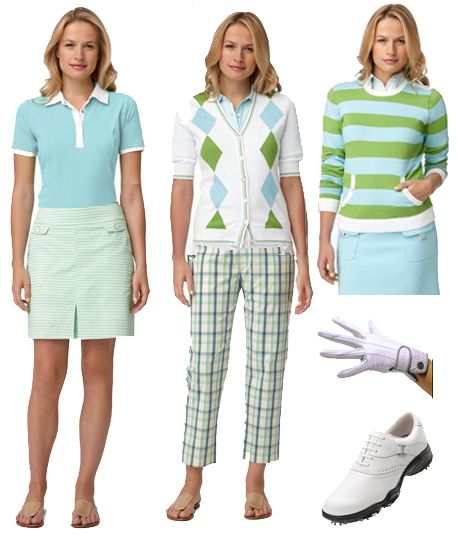 Women Golf Outfits Women 39 S Golf Apparel At The Masters