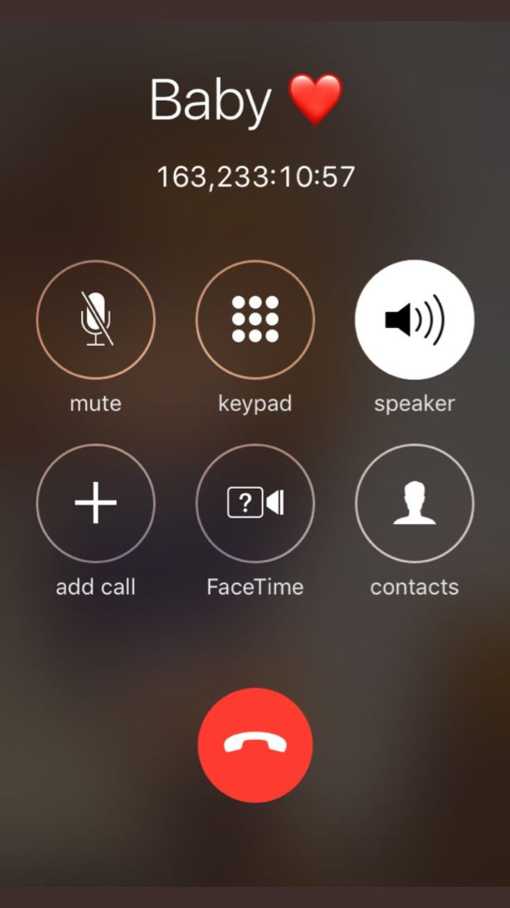 Long call with bae facetime iphone relationship goals