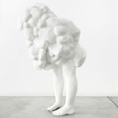 #Escultura Siobhan MacGibbon