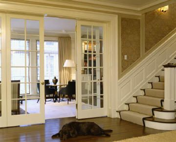 1000 Ideas About French Door Blinds On Pinterest French