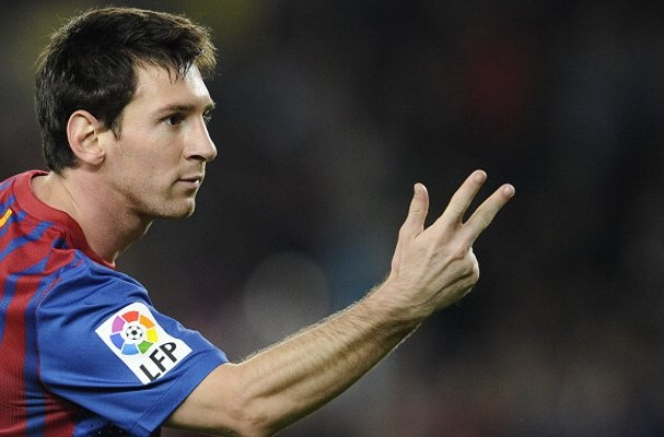 Messi wins again. (©GettyImages)