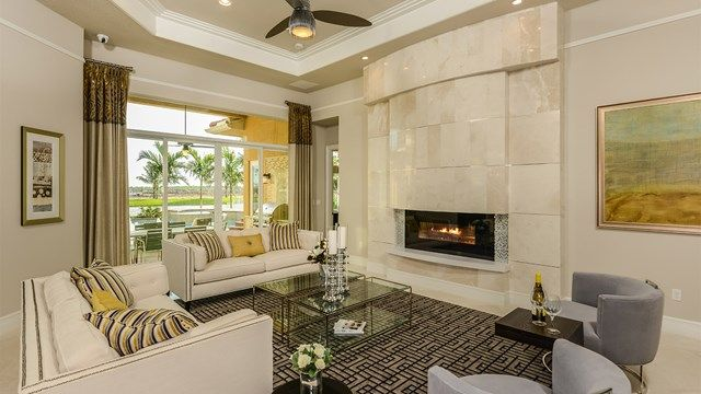 Gorgeous - Modern - #glhomes #valencia #realestate - 55+ Living in Florida New Homes
