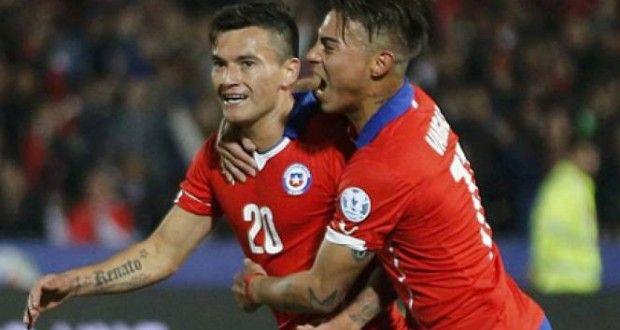 Tiền vệ Charles Aranguiz lọt vào tầm ngắm của Man City chuyen nhuong: http://ole.vn/tin-chuyen-nhuong.html lich phat song bong da: http://ole.vn/lich-phat-song-bong-da.html