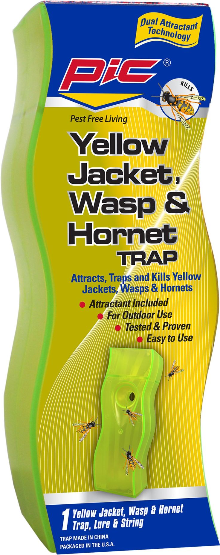 PIC Yellow Jacket, Wasp & Hornet Trap -- Awesome products selected by Anna Churchill