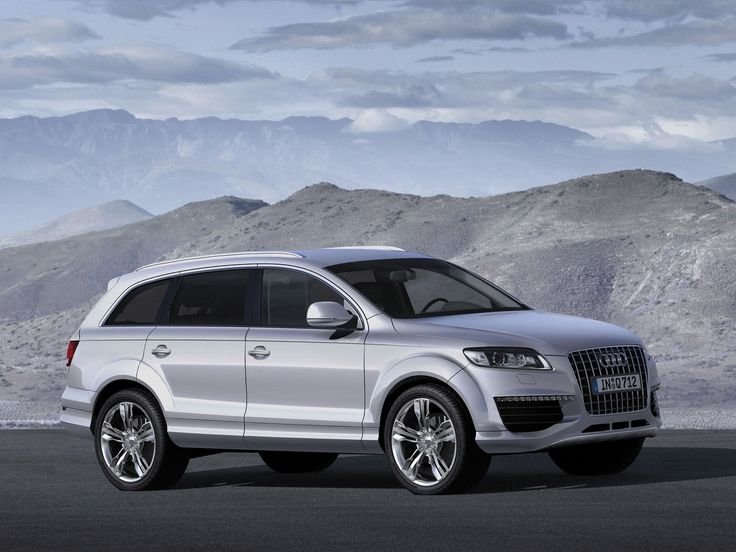 magnificent audi q7 wallpaper
