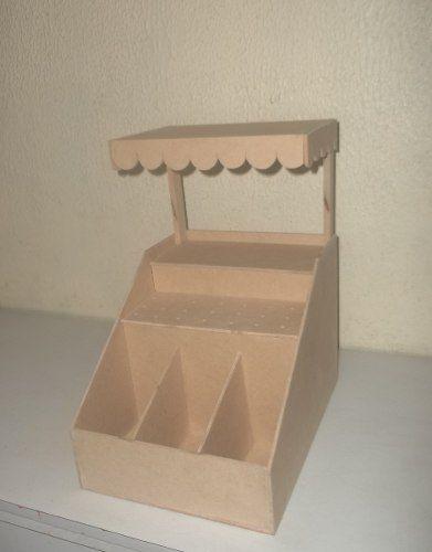 M s de 20 ideas incre bles sobre accesorios para candy bar for Mini candy bar de madera