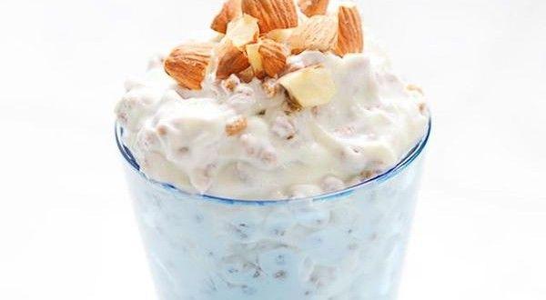 Desayunos saludables y ricos: Yogurt con toque crocante | Adelgazar – Bajar de Peso