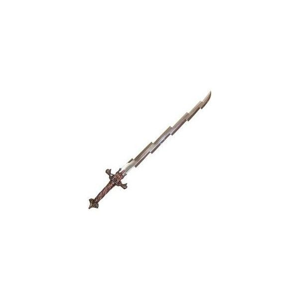 SMC M#01 - Vox360 - Legendary Weapon - Zeus lightning bolt & Sword -... ❤ liked on Polyvore featuring weapons