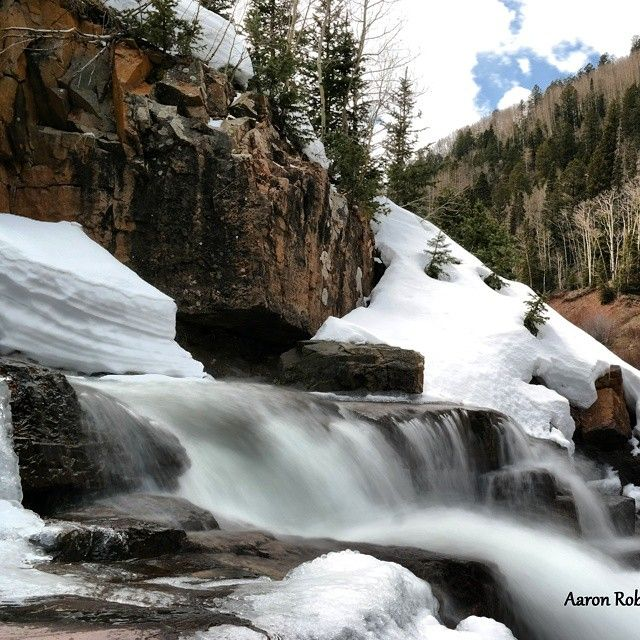 101 Of The Most Beautiful Hikes In Colorado: 98 Best Colorado Waterfalls Images On Pinterest