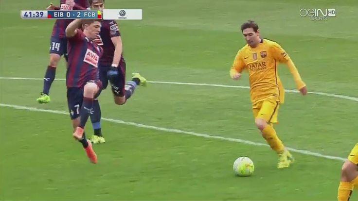 Lionel Messi Amazing Performance vs Eibar ● 6/3/2016   HD