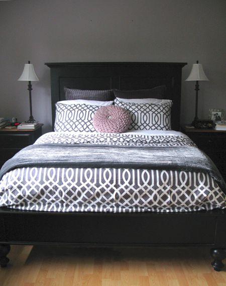 bedding for black furniture. exellent for dark gray bedroom without looking too dark inside bedding for black furniture a