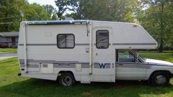 1989 Winnebago Warrior In Waynesville Nc In 2020 Winnebago Waynesville Cities In North Carolina