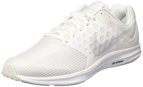 Oferta: 51.75€. Comprar Ofertas de Nike Downshifter 7, Zapatillas de running Hombre, Blanco (White / Pure Platinum), 45 EU barato. ¡Mira las ofertas!
