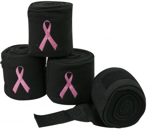 Breast Cancer Awareness Polo Wraps – Henderson's Western Store
