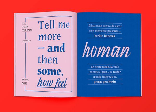 «Síncopa» es un proyecto tipográfico desarrollado por Fer Cozzi como trabajo final de la Carrera de Especialización en Diseño de Tipografías de la Universidad de Buenos Aires, Argentina.CDT / FADU - UBA / 2014.–«Síncopa» is a typographic project devel…