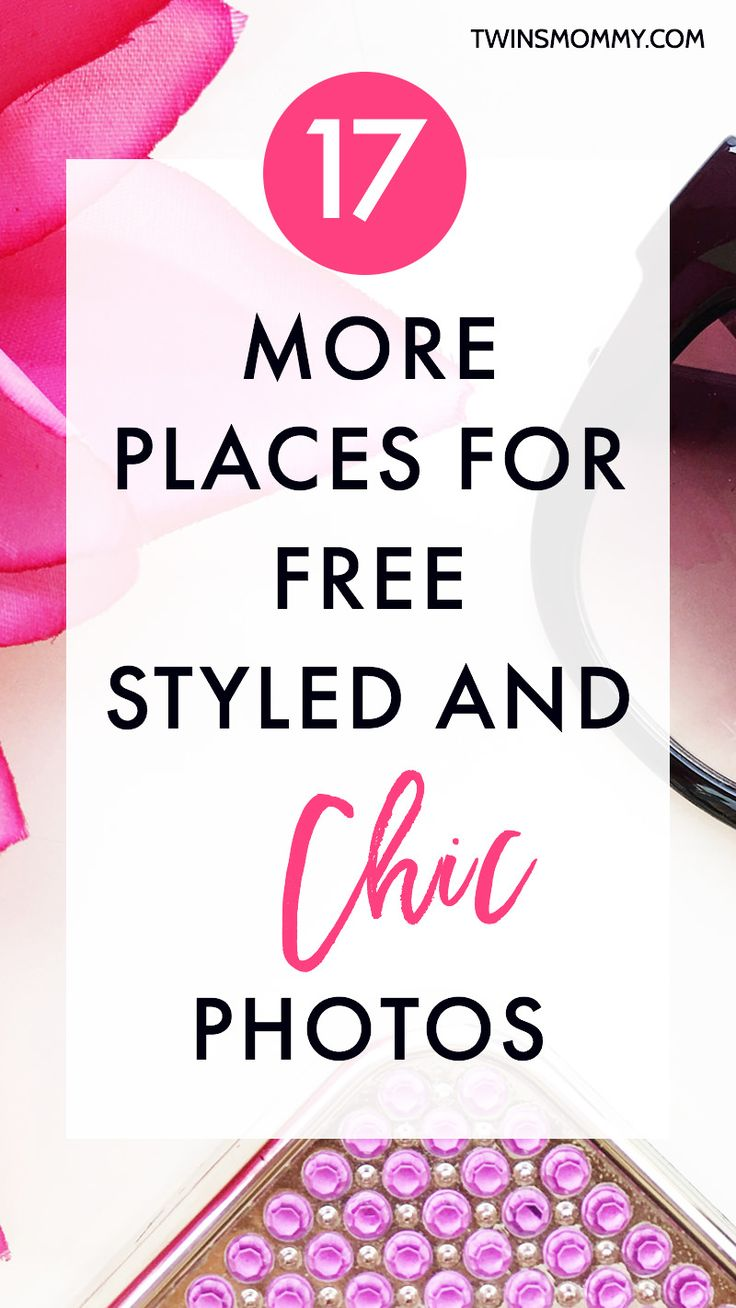 14 *More* Places for FREE Styled and Chic Stock Photos