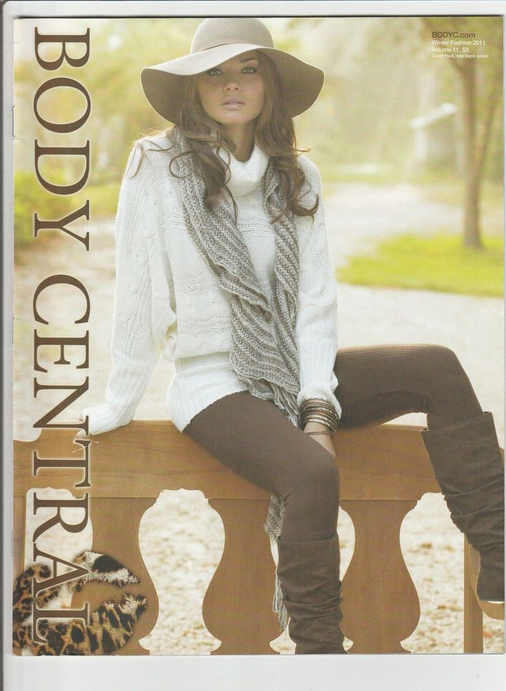 Body Central Clothes Catalog Magazine Winter Fashion 2011 VOL. 11 FREE SHIPPING | eBay
