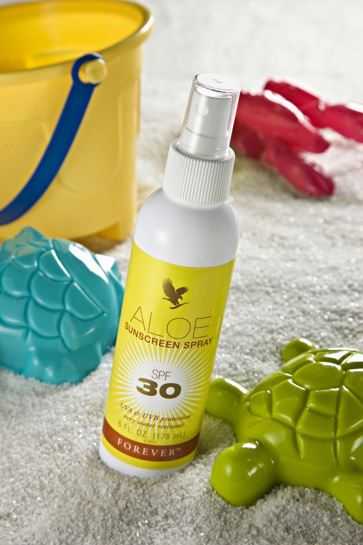 Your mama knew what she was talking about when she said protect yourself from the sun! https://www.foreverliving.com/marketing/Product.do?code=319