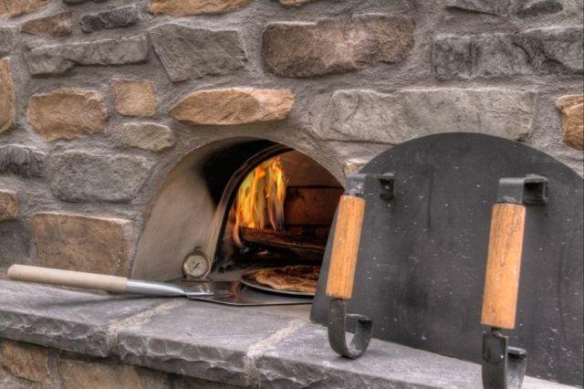 pizzaofen selber mauern steinwerk garten terrasse gartengrill pizzaofen in 2019 pinterest. Black Bedroom Furniture Sets. Home Design Ideas