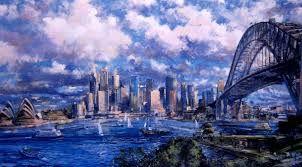 Risultati immagini per paintings sydney