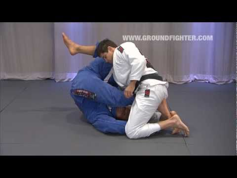 Masters Cyborg and Deninho (that I have the privilege to train with) show tornado guard / sweep