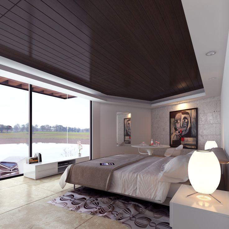 Habitación - Recámara - Bedrooms - Rooms - residencial- EVA3D