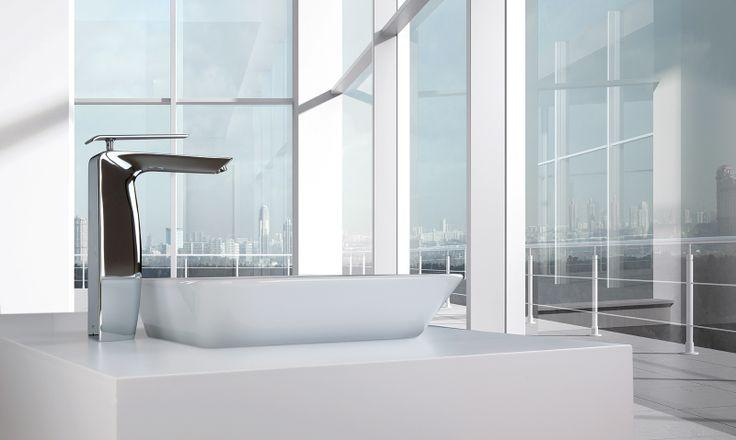 #BOOMERANG, design di Marco Piva per #Gattoni Rubinetteria
