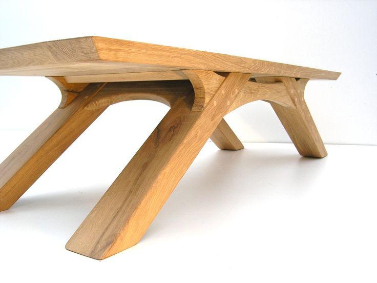 Contemporary Oak Coffee Tables