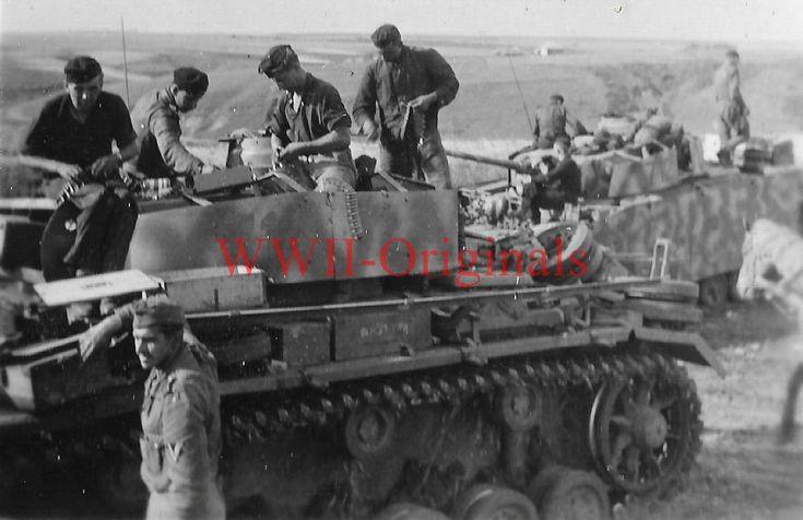 WWII Photo Tank Panzer III Seitenschürzen1 — Postimage.org