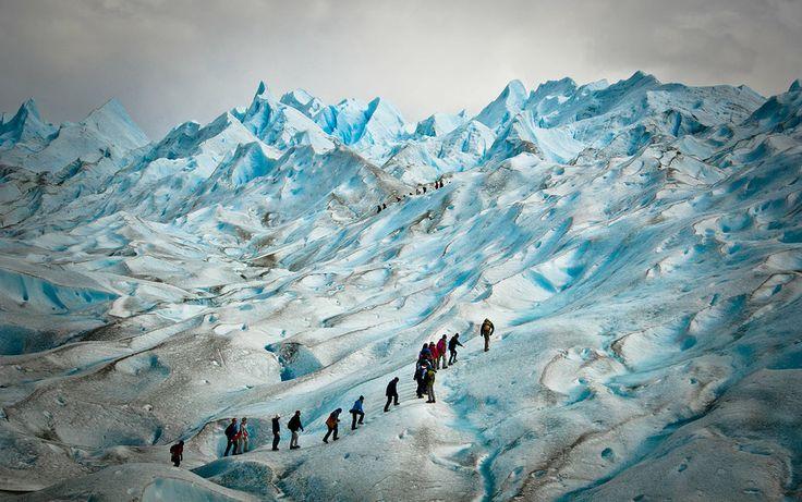 Perito Moreno Glaciers, #Argentina.  www.quynhle.com