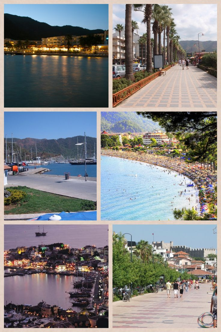 Marmaris in Turkey!