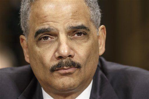Former U.S. Attorney General Eric Holder Warns DOJ, FBI Employees | National News | US News