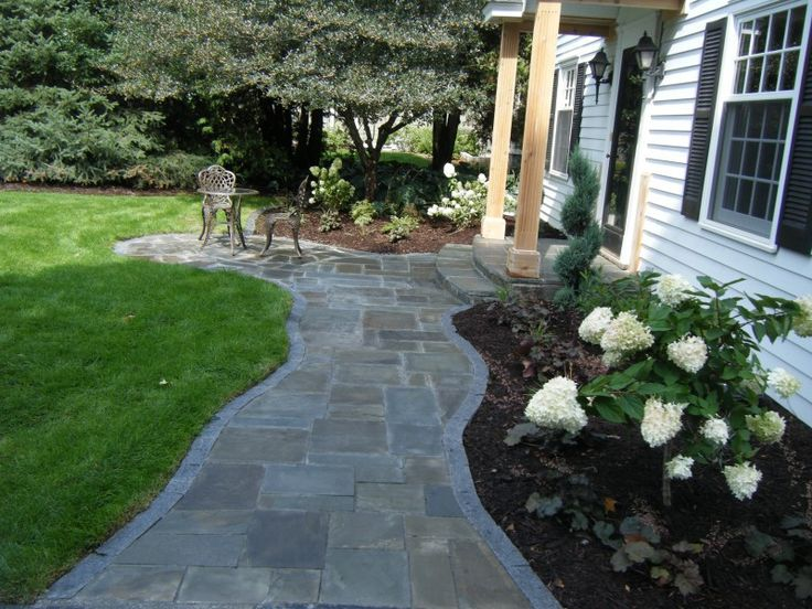 1000 ideas about sidewalk edging on pinterest stone for Walkway edging ideas