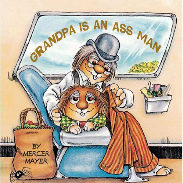 Mercer Bayer Jus Classic Children's Books Vintage Bad Children's Books Worst Funny Kids Books Newbery Caldecott Awards horrible awful terrible old