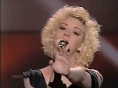 Dionysia Karoki - Secret Illusion - Eurovision Greece 1998