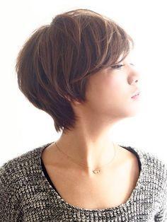 大人のショートヘア:ショート | ビューティーBOXヘアカタログ