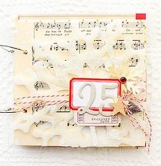 Dec. Journal by debee{art} - cover.