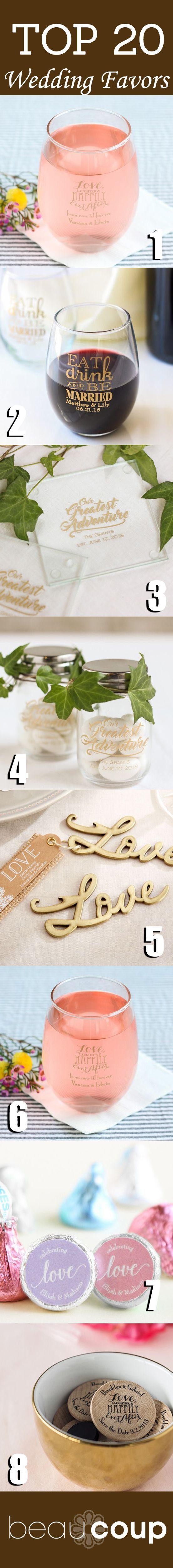 Beau Coup Wedding Favors | Giftwedding.co